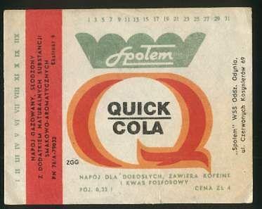 Quick Cola