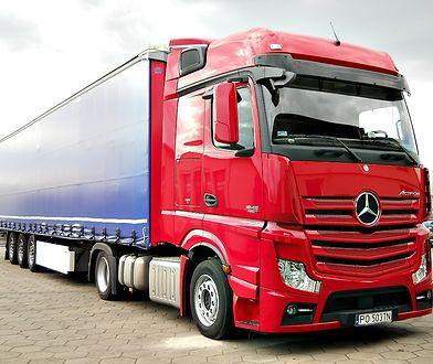 Za przekroczenie wszelkich dozwolonych norm kierowca powinien zapłacić prawie 90 tys. zł kary