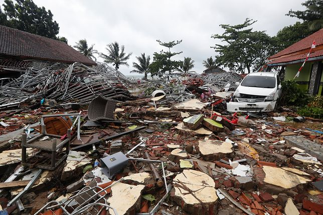 Erupcja Anak Krakatau