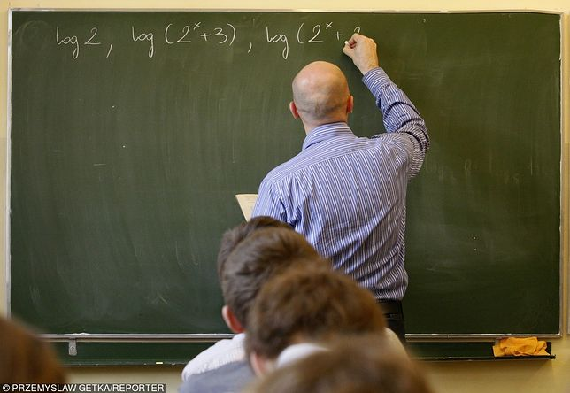 """""""Dzięki wam jestem teraz tu gdzie jestem"""" - podkreśla Michał, dziękując swoim nauczycielom"""