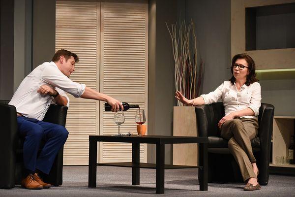 Komedia małżeńska, czyli terapia nie tylko dla par w Teatrze Miejskim w Gdyni