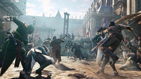 Ubisoft ma dziś w zanadrzu nie jeden, ale dwa zwiastuny Assassin's Creed: Unity