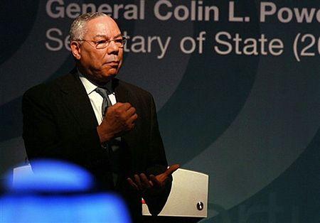 Colin Powell popiera kandydaturę Baracka Obamy