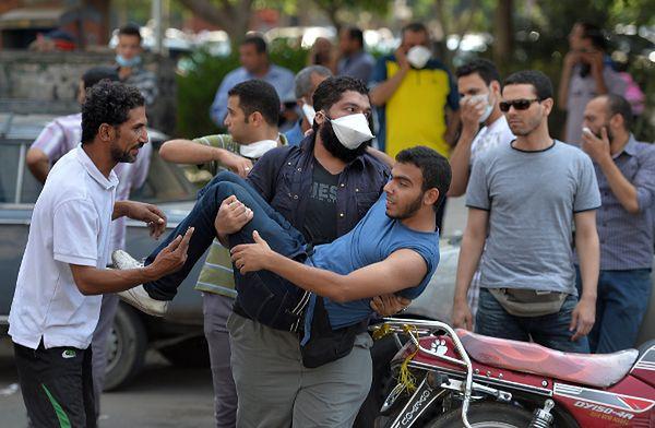 HRW chce śledztwa ONZ ws. masakry demonstrantów w Egipcie