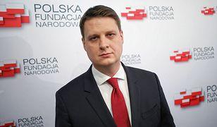 Filip Rdesiński, prezes Polskiej Fundacji Narodowej