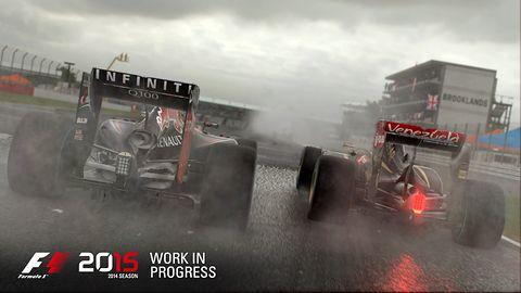 F1 2015 na nowych konsolach pozwoli nam komunikować się z drużyną