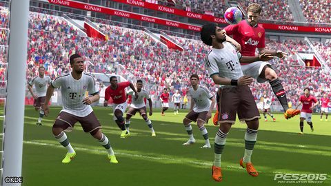 Konami daje EA po nosie. W PES 2015 będzie liga brazylijska