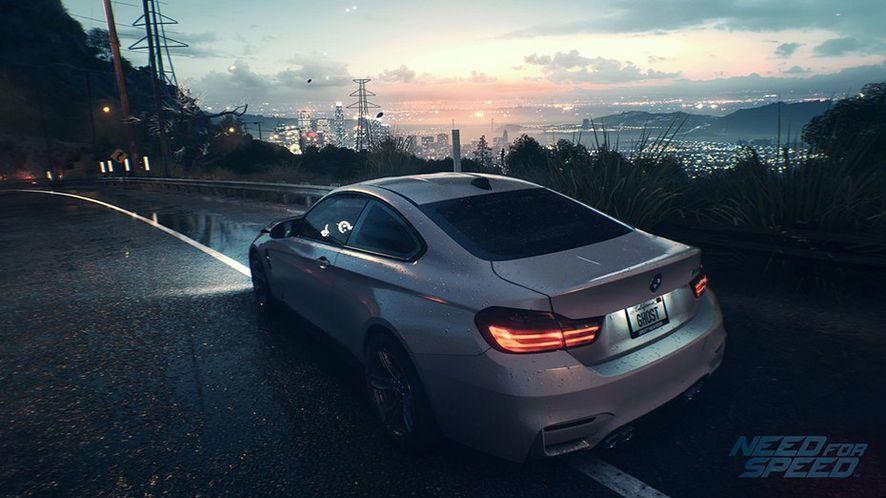 Krótka piłka: Cztery screeny z nowej odsłony Need for Speed