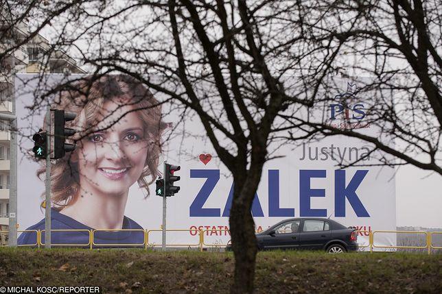 Sukces żony posła PiS. Justyna Żalek z mandatem