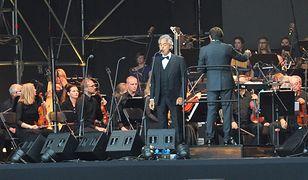 Andrea Bocelli wkrótce znów przyjedzie do Polski