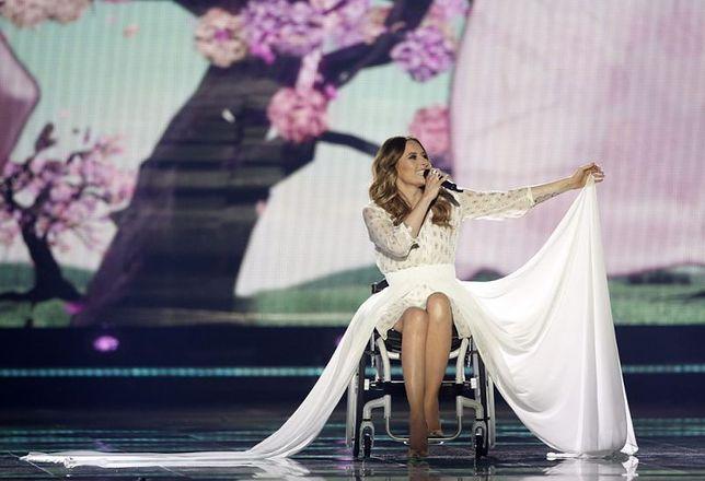 Monika Kuszyńska reprezentowała Polskę na Eurowizji