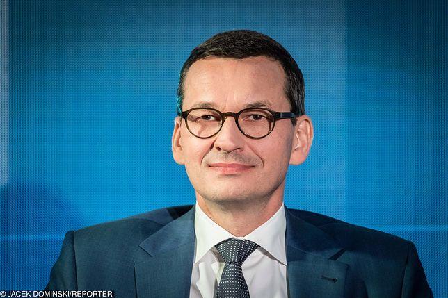 Sondaż. Mateusz Morawiecki najlepszym kandydatem na premiera