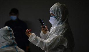 Koronawirus. WHO kontra Chiny. Kontrola w Wuhan