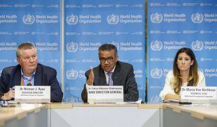 WHO ostrzega: drugi rok pandemii może być trudniejszy
