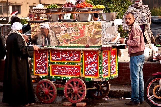 Tajemnice egipskiej kuchni