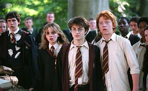 TVP 1 HD Harry Potter: Historia magii