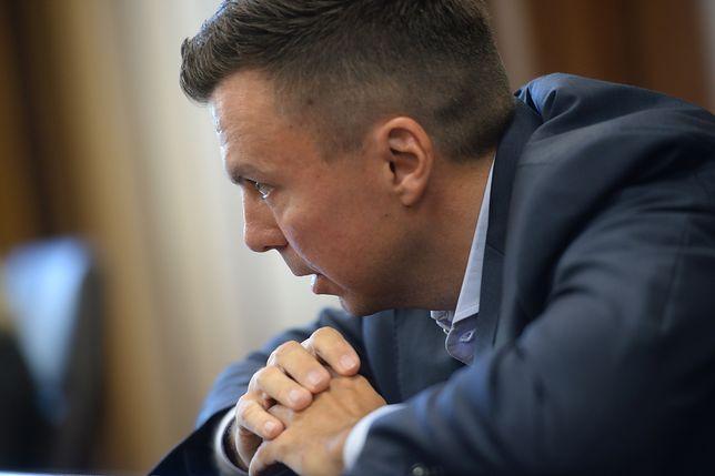 Adwokat Marka Falenty ma kłopoty. Ministerstwo sprawiedliwości wydało oświadczenie