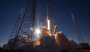 SpaceX Falcon 9 będzie widoczny dziś nad Polską. To pierwszy taki przelot