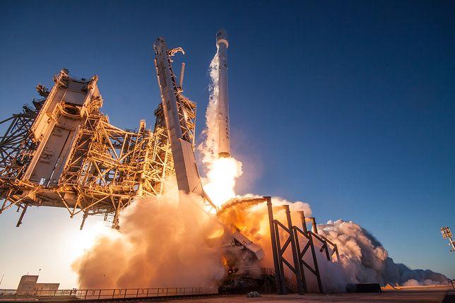Dziś wieczorem będzie można oglądać start rakiety SpaceX