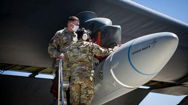 USA pracują nad nową bronią hipersoniczną