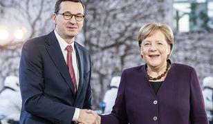 Dr Marcin Zaborowski: Angela Merkel dąży do kompromisu między Polską a Komisją Europejską