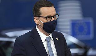 Temat praworządności na szczycie UE. Media: Premier Morawiecki zapowiedział reformy