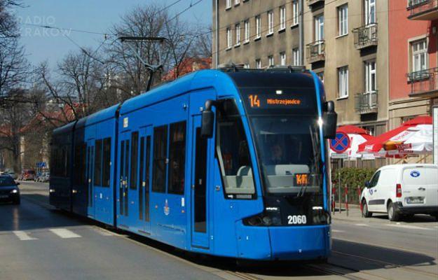 Weekend bez tramwajów w rejonie krakowskich Plant