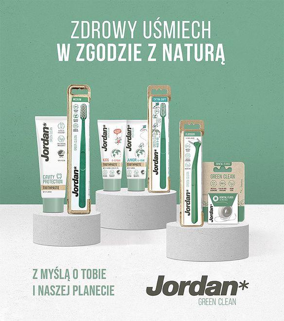 Jordan Green Clean - Wyższy poziom higieny