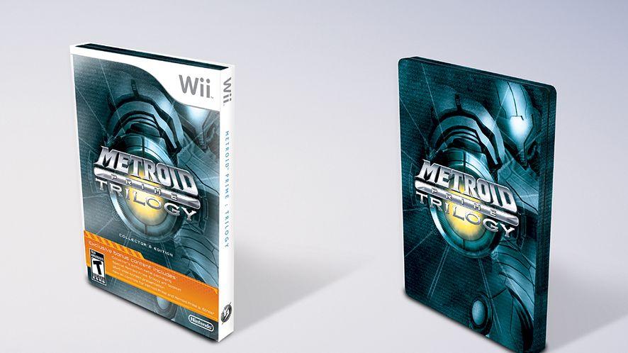 Metroid Prime Trilogy 4 września w Europie