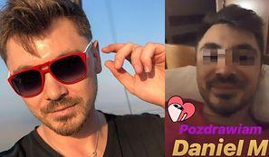"""Daniel M. uciekł z kwarantanny! """"MAM TO GDZIEŚ"""""""