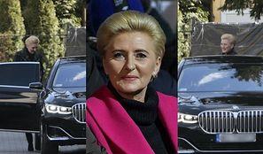 Agata Duda nie wyjechała na Wielkanoc do Krakowa - sprostowanie
