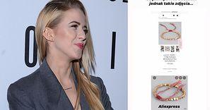 Znana marka biżuterii sprzedaje BRANSOLETKI Z ALIEXPRESS!? Blogerka publikuje dowody i korespondencję ze sklepem