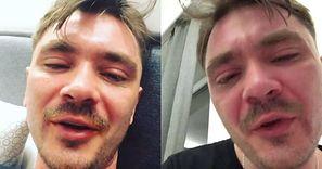 """Zmarnowany Daniel Martyniuk WYZYWA pracowników sklepu i grozi: """"Cioto, MASZ W*IERDOL!"""""""