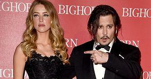"""Sąd ujawnił nagranie z domowej awantury Johnny'ego Deppa i Amber Heard! """"CHCESZ SZALEŃSTWA? Pokażę ci coś cholernie szalonego!"""""""