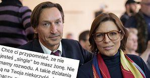 """Ilona Felicjańska i Paul Montana ROZSTALI SIĘ? Paul zmienił status na """"wolny"""" i pokazał SMS od Ilony!"""