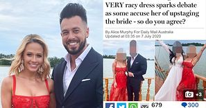 """Sukces Kasi Dziurskiej! Pisze o niej """"Daily Mail"""", bo na ślub koleżanki założyła """"WULGARNĄ"""" sukienkę"""