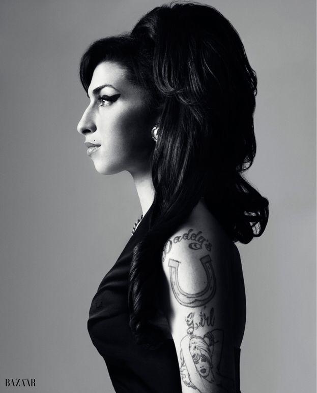 Lady Gaga przebrana za... Amy Winehouse! - Pudelek
