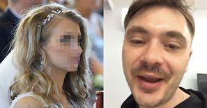 """Uchachany Daniel Martyniuk LEKCEWAŻĄCO o rodzicach Eweliny z Russocic: """"Miliarderzy, którzy WYCIĄGAJĄ HAJS Z ALIMENTÓW"""""""
