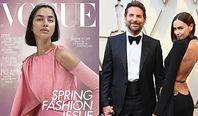 """Irina Shayk szczerze o związku z Bradleyem Cooperem: """"Życie bez niego to NOWE TERYTORIUM"""""""
