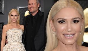 50-letnia Gwen Stefani prezentuje wyprasowaną twarz na rozdaniu nagród Grammy (FOTO)