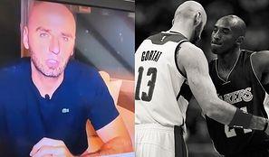 """Marcin Gortat: """"Nikt nie wierzył, że Kobe Bryant, który nie korzystał ze spadochronów czy broni, nagle ginie w wypadku"""""""