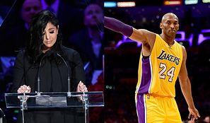 """Ostatnie pożegnanie Kobe Bryanta. Wzruszające słowa żony: """"Mieliśmy nadzieję, że zestarzejemy się razem jak w filmie"""""""