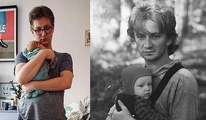 """Syn Pawła Królikowskiego żegna ojca wspólną fotografią: """"Do zobaczenia, padre"""""""