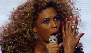 Beyonce ZAKAZAŁA robienia jej zdjęć podczas ostatniego pożegnania Kobe Bryanta