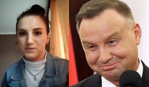 """Adoratorka Andrzeja Dudy nagrała """"oświadczenie"""": """"To wszystko było prawdą. Agata wiedziała o nas od początku"""""""