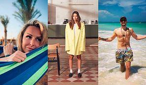 """Zdezorientowana Julia Wieniawa """"komentuje"""" (?) romans Barona i Blanki Lipińskiej na Instagramie: """"Świat oszalał"""""""