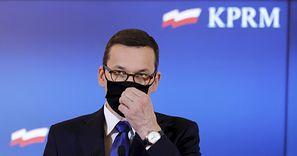 """Mateusz Morawiecki apeluje do strajkujących: """"Niech ten gniew SKUPIA SIĘ NA MNIE"""""""