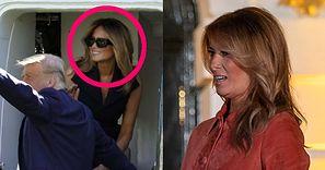 Donald Trump podejrzewany o zastąpienie Melanii... SOBOWTÓREM! (FOTO)