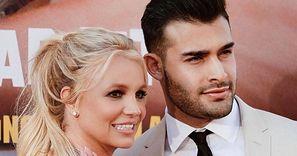 """Britney Spears dodała zdjęcie z chłopakiem z okazji 39. urodzin. Fani biją na alarm: """"To wygląda, jakby on miał ją zaraz UDUSIĆ"""" (FOTO)"""