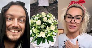 """TYLKO NA PUDELKU: Szczęśliwa Blanka Lipińska dostała kwiaty od Barona! """"Przyjechał do niej do Puław"""""""